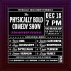 Quick Dish NY: PHYSICALLY BOLD Last Show of The Year Tomorrow at Pine Box Rock Shop