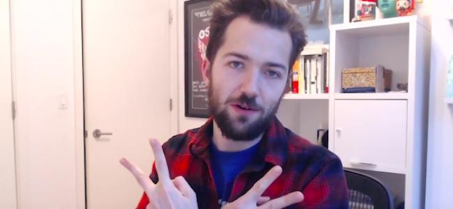 "Video Licks: ""Internet Explorers""' MARK VIGEANT Found A Secret Glitch in SUPER MARIO WORLD"