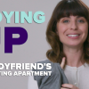 "Video Licks: ""Tidying Up My Boyfriend's Disgusting Apartment"" The KonMari Way"