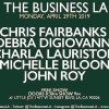 Quick Dish LA: THE BUSINESS Los Angeles Tonight at Little Joy
