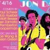 Quick Dish LA: 'Jon Daly Kills It' Music & Comedy TOMORROW at The Satellite