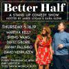 Quick Dish LA: BETTER HALF COMEDY Tonight at Bar Lubitsch ft. Martha Kelly & More!