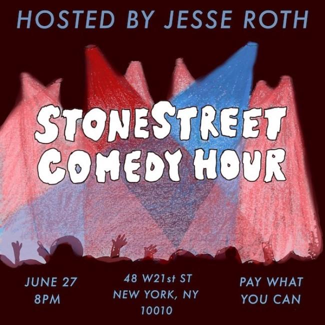 Quick Dish NY: Be A Part of The STONESTREET COMEDY HOUR Tomorrow!