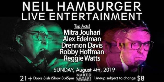 Quick Dish LA: NEIL HAMBURGER LIVE at The Satellite THIS Sunday 8.4