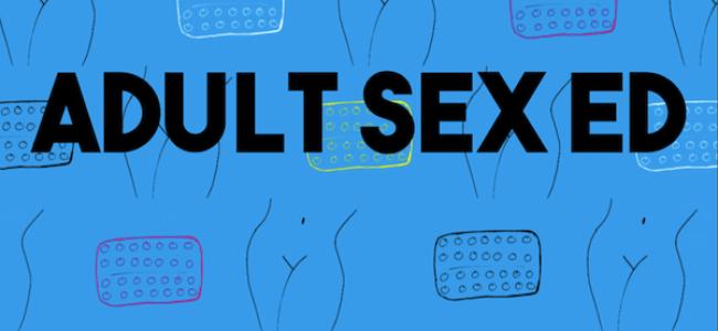 Quick Dish NY: ADULT S*X ED Storytelling & Presentation with Dani Faith Leonard 8.16 at Caveat