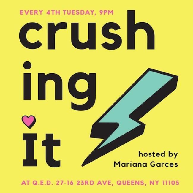 Quick Dish NY: CRUSHING IT! 10.22 at QED Astoria