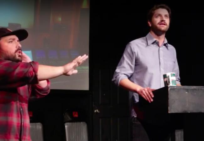 "Video Licks: FRIENDO Demonstrates That ""Jon Hamm Can't Sell Cars"""