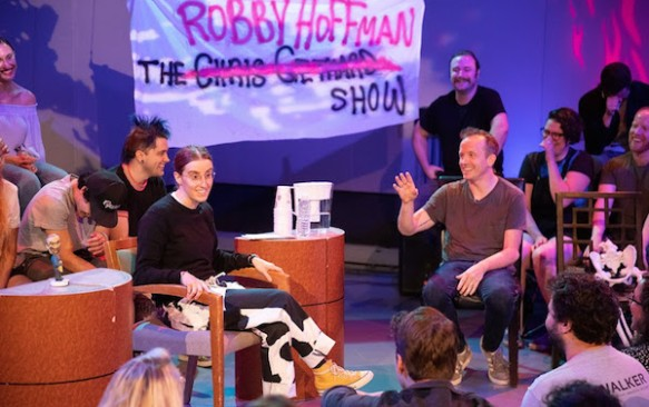 Quick Dish LA: Robby Hoffman Presents THE CHRIS GETHARD SHOW 'Birthday Edition' 12.6 at Lyric Hyperion