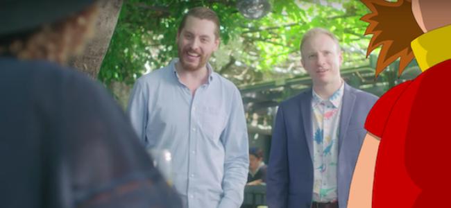 Video Licks: THE FROG BOYZ Meet Dr. Robotnik in SUPER SONIC BRUNCH