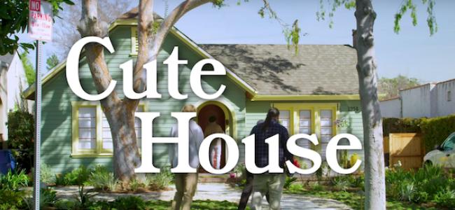 "Video Licks: Watch THE DRESS UP GANG'S Heartwarming Comedy Creation ""Cute House"""