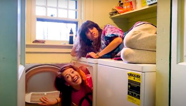 "Video Licks: Toni Nagy's ""I DON'T GIVE A SHHHHHH"" is Your Chill New Quarantine Anthem"