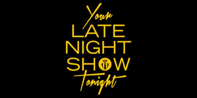 Quick Dish Quarantine: ALONZO BODDEN Hosts The YOUR LATE NIGHT TALK SHOW TONIGHT Virtual Show TOMORROW