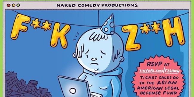 Quick Dish Quarantine: F**K Z**M Marathon Comedy Fundraiser 3.13 Online