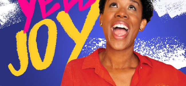 Layers: Out Now JOYELLE NICOLE JOHNSON'S New Punchline-Packed Comedy Album 'YELL JOY'