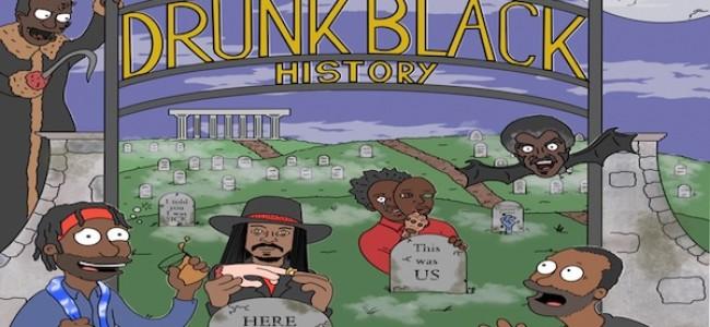 "Quick Dish NY: Phoebe Robinson and Jordan Carlos Join DRUNK BLACK HISTORY for A ""Halloween"" Edition 10.29 at Caveat"